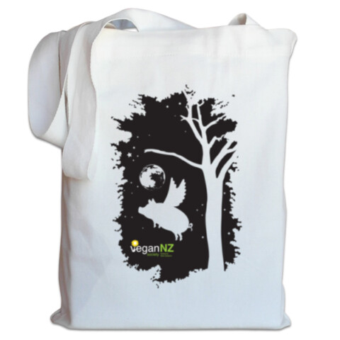 Tote Bag - Vegan Society of Aotearoa